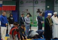 Победитель Всероссийского турнира по джиу-джитсу получил путевку в хадж
