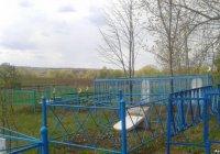 Вандалы разгромили мусульманское кладбище в Зеленодольском районе