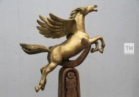 Символ Сабантуя «Тулпар» отправился в Чувашию