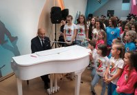 Академия поп-музыки представит гимн проекта «Добрая Казань»