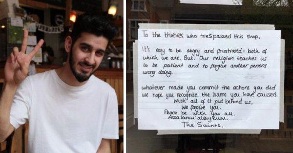 Владелец кофейни Омар.
