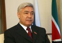 В топ-3 глав законодательных органов субъектов РФ вошел Фарид Мухаметшин