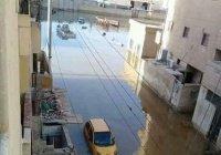 Сирийская «столица ИГИЛ» погрузилась в воду