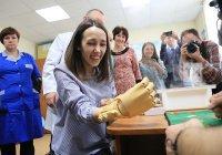 В Казани студентке установят напечатанную на 3D-принтере руку (ВИДЕО)