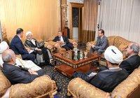 Рустам Минниханов встретился с именитым исламским богословом
