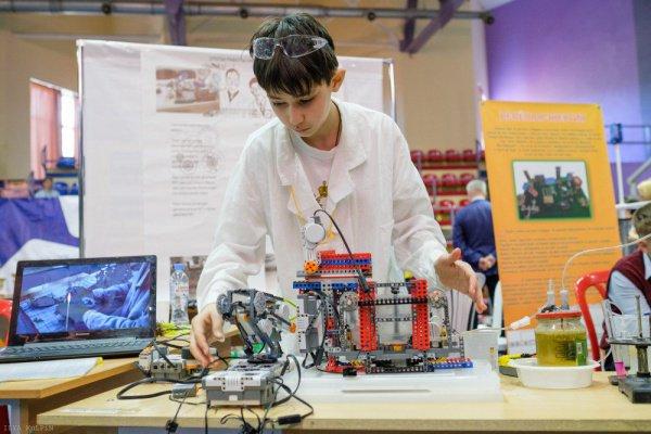 Республиканский этап олимпиады состоялся в рамках татарстанского фестиваля технического творчества «Без бергэ»