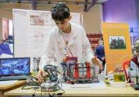 В Казани прошел этап всероссийской робототехнической олимпиады