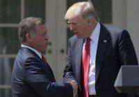 Трамп обсудил Сирию с королем Иордании