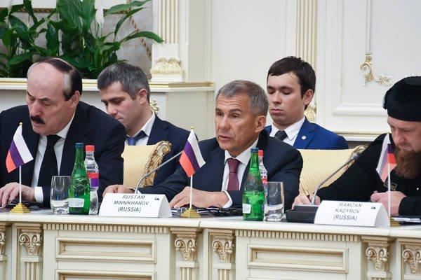 ВЧеченской Республике пройдет форум «Россия— исламский мир»