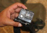 Видеокамера спасла жизнь журналисту во время обстрела в Мосуле