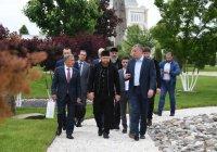 Кадыров: Мы стараемся равняться на руководство Татарстана