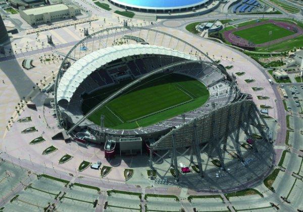 Стадион Халифа