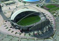 Уникальный стадион к ЧМ-2022 по футболу открыли в Катаре