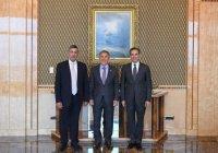 Минниханов встретился с арабским миллиардером, построившим «Бурдж Халифу»