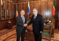 Расширение сотрудничества Минниханов обсудил с послом Турции в РФ