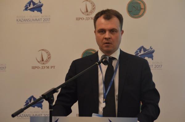 Заместитель руководителя Федерального агентства по техническому регулированию и метрологии Росстандарт Антон Шалаев