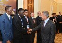 Президент Татарстана встретился с послами иностранных государств в РФ