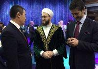 Муфтий и гости ДУМ РТ побывали на приеме у президента Татарстана