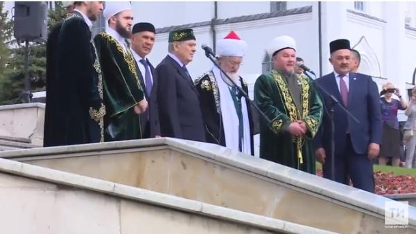 Останки казанских ханов перезахоронили в Казанском Кремле (Фото)