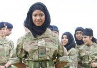 Может ли мусульманка служить в армии?