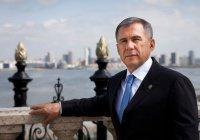 Рустам Минниханов поздравил татарстанцев с годовщиной принятия ислама Волжской Булгарией