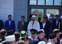 Десятки тысяч верующих приняли участие в торжествах «Изге Болгар жыены»