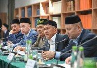 Президент РТ встретился с мусульманскими лидерами