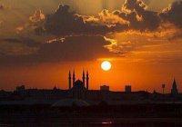Определение времени ифтара и сухура по солнцу