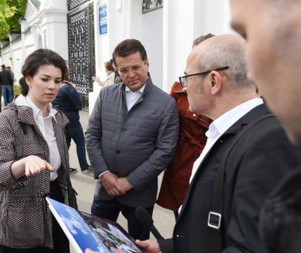 Мэр Казани поручил детально проработать созданные ими проекты