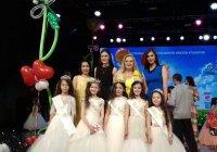 Титул «Мини-мисс Татарстан-2017» завоевала 9-летняя челнинка
