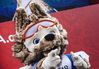 Возле «Казань Арены» поставят статую волка Забиваки