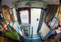 По Набережным Челнам проедет библиоавтобус