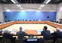 Минниханов принял участие в заседании Совета по развитию физкультуры и спорта в Краснодаре