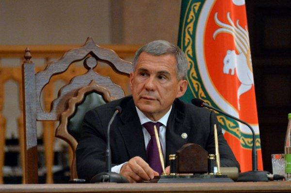 Высокую награду присудили главе республики за большой вклад в укрепление международного авторитета России и личные особые заслуги перед государством