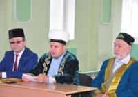 В Актанышском районе РТ избрали имам-мухтасиба