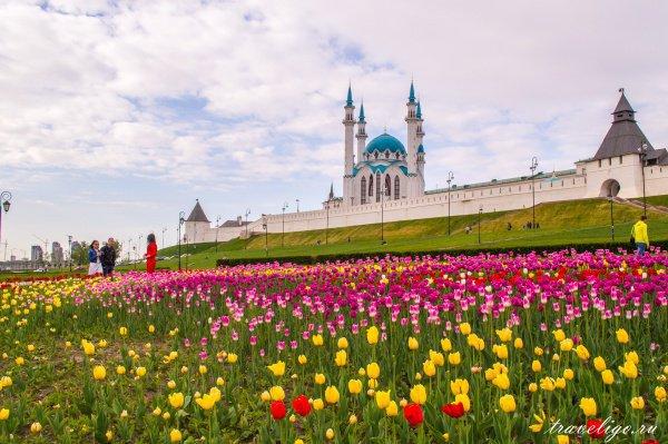 Музеи и культовые объекты Казанского Кремля сегодня будут функционаровать в течение 4 часов, с 16:00 до 20:00