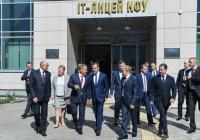 Премьер-министр РФ похвалил IT-лицей КФУ