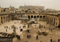 Алеппо впервые с начала войны принял туристов