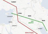 «Трубопроводная» ли война идет в Сирии?