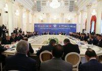 Минниханов принял участие в заседании Совета глав правительств СНГ