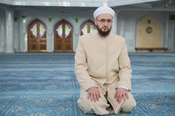 Обращение муфтия РТ по случаю наступления месяца Рамадан.