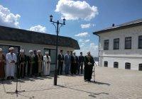 Муфтий РТ подарил музею Заинска точную копию иджазы Таджутдина Ялчыгола