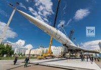 Роскосмос подарит Казани космический корабль