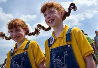 В Набережных Челнах состоялся конкурс близнецов