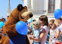 Праздник детства пройдет в Казанском Кремле