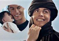 Криштиану Роналду заговорил по-арабски (Видео)
