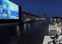 На озере Кабан летом появится кинотеатр на воде