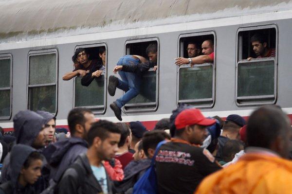 В Европе опасаются новых волн мигрантов.