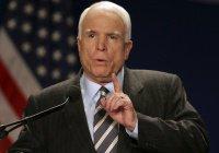 Маккейн: Россия – опаснее, чем ИГИЛ