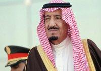 Путин ждет с визитом короля Саудовской Аравии